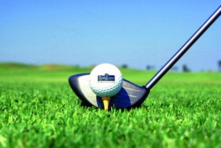 Golf in Luxor Egypt