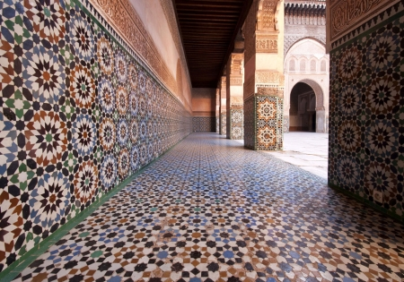 The Ben Youssef Medersa