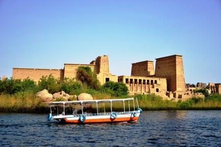 Philae Temple, Aswan