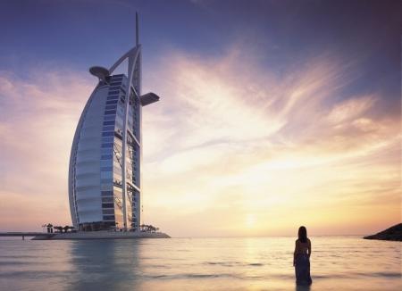 Tour to Burj Al Arab in Dubai