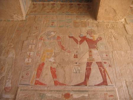 Tomb of Hatshepsut, Valley of the Queens