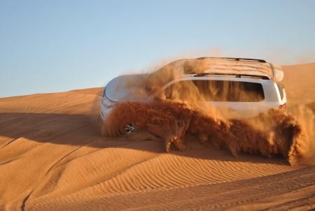 Safari 4x4 ad Abu Dhabi