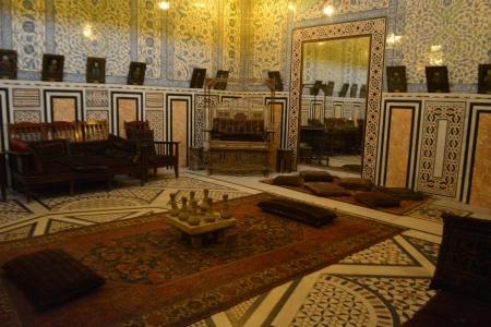 Guests Room at Manial Palace
