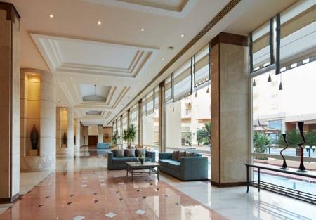 Hurghada Marriott Beach Resort Lobby