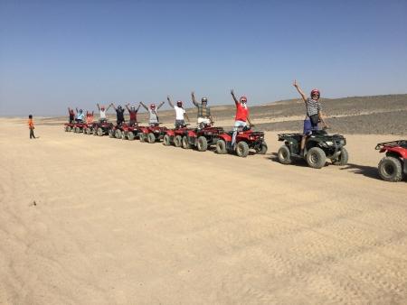Deserto in Quad