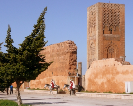 A Torre Hassan