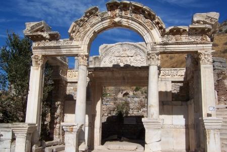 Passeio para Éfeso e Templo de Artemis
