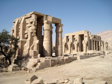 Il Ramesseum a Luxor
