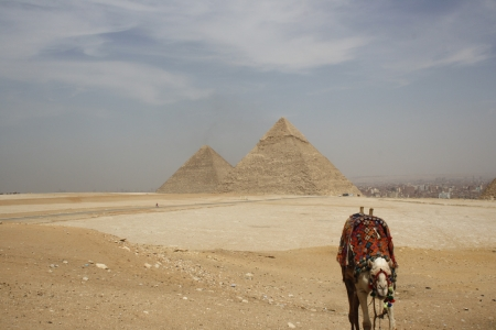 The Fabulous Giza Pyramids, Egypt