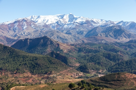 The Toubkal National Park