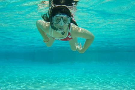 Snorkeling in Aqaba Red Sea