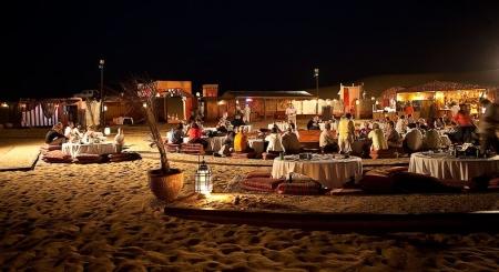 Día 9 : Safari en el desierto de Dubai.