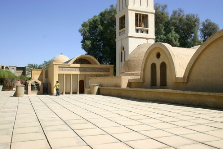 The Monastery of  Abu Makar