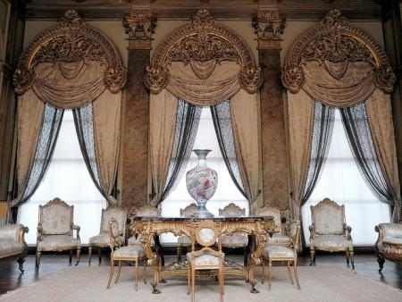 El Palacio de Dolmabahçe