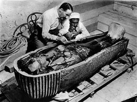 Tomb of Tutankhamun