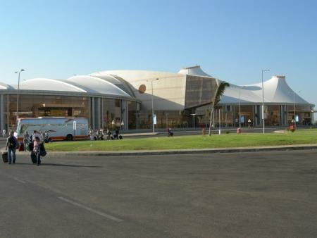 Sharm El Sheikh Airport, Egypt