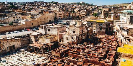 Excursões na cidade de Fez