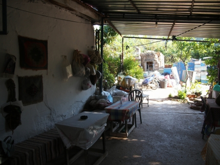 Turgut Village Houses