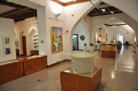 Inside The Bait Al Zubair Museum