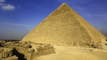 Piramide di Cheope, Giza