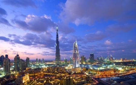Tour to Burj Khalifa in Dubai