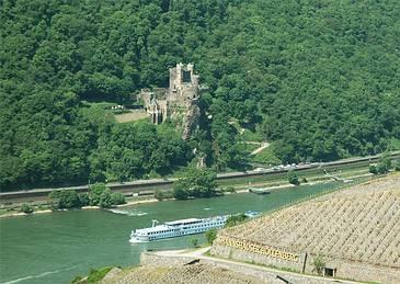 Frankfurt City-Rhine Combi