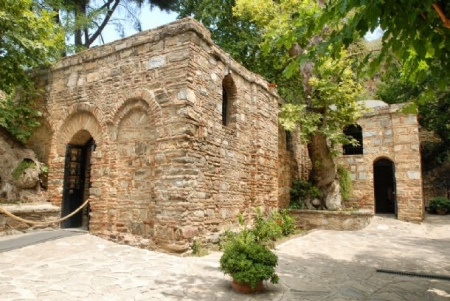 Virgin Mary House, Turkey