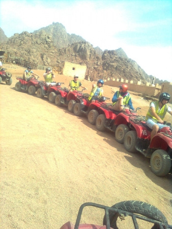 Sharm El Sheikh Safari Optional Tours