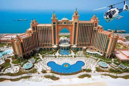 Atlantis the Palm Reiseführer