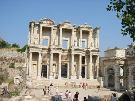 Passeio de um Dia a Éfeso, a Casa da Virgem Maria e Templo de Artemis
