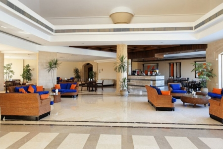 Fayrouz Plaza Beach Resort Lobby