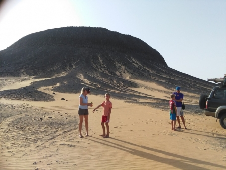 The Black Desert, Egypt