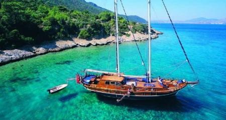 Gulet Cruise Turkey from Bodrum