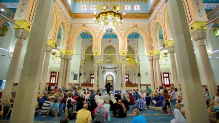 La Mezquita de Jumeirah por dentro.