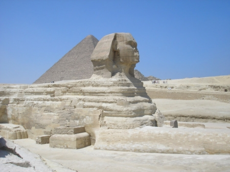 The Great Sphinx, Giza