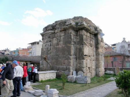 Tour a las Siete Iglesias del Apocalipsis