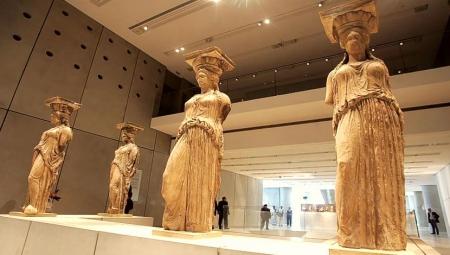 Unique Statues of Greece