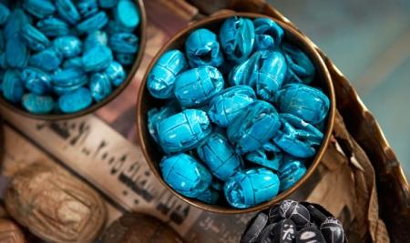 Egyptian Gift in Khan El Khalili Bazaar
