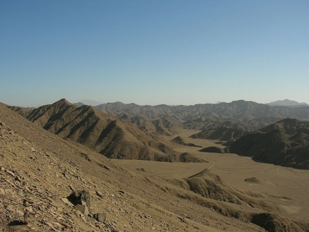 The Eastern Desert