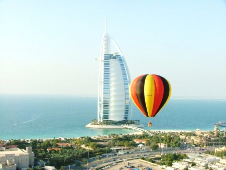 Dubai Hot Air Balloon Adventure