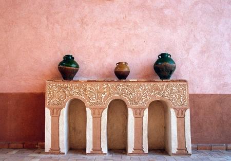 Interior Design of Hotel Al Moudira