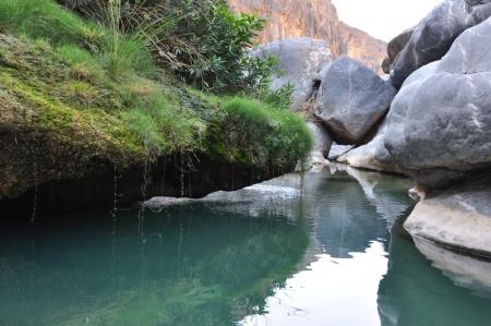Wadi Damm Oman