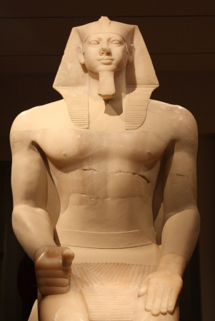 King of Ancinet Egypt | Mykerinos (Menkaure)