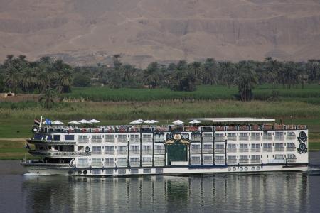 Luxury Nile Cruise, Egypt