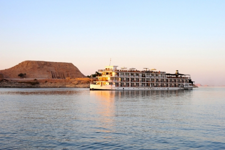 MS Eugenie Lake Nasser