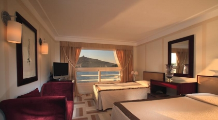 Movenpick MS Hamees Nile Cruise Cabin
