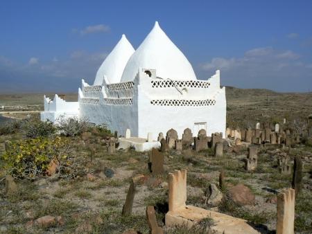 Bin Ali's Tomb