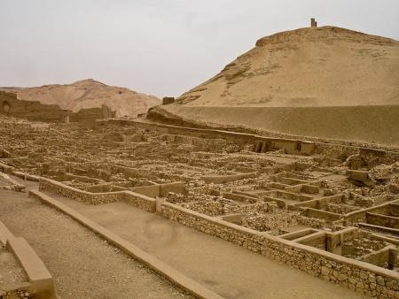 Village de Deir el-Medineh - Tombeau des Nobles