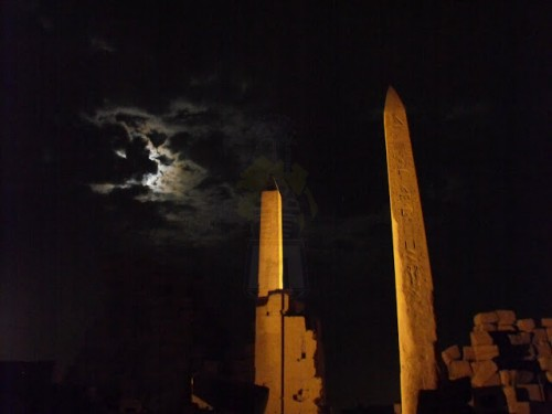The Amazing Sound and Light Show, Karnak Temple