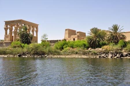 Tempio file Aswan